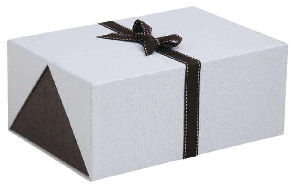 Image Boite Cadeau boite cadeau rectangulaire en carton