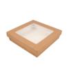 Petite boites + couvercle avec fenetre  : Evènementiel