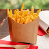 Boîtes à frites standard  'thepack'  naturel  : Evènementiel