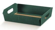 Corbeille carton  400x300x120mm : Corbeilles & paniers