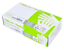 100 gants en Latex : Consommables