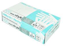 100 gants en Vinyle : Consommables
