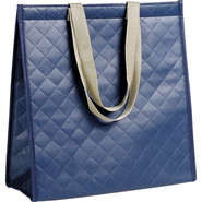 Sac isotherme rectangle bleu : Sacs