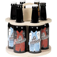 Tourniquet 6 bouteilles Long Neck : Bouteilles