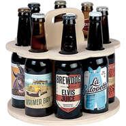 Tourniquet 8 bouteilles Long Neck : Bouteilles