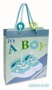 """Sac papier """"Baby boy"""" : Sacs"""