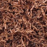 Frisure de papier kraft chocolat : Accessoires emballages