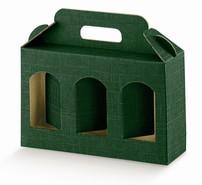 Carton 3 pots hauteur 120 mm : Bocaux