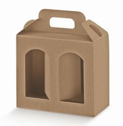 Carton 2 pots hauteur 150 mm : Bocaux