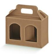Carton 2 pots hauteur 120 mm : Bocaux
