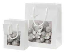 Sacs Vitrine Blanc MAT : Sacs