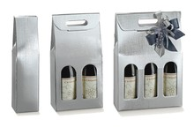 Collection argent 1,2,3 bouteilles : Bouteilles