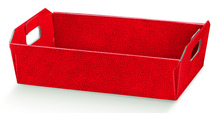 Corbeille carton 4 tailles : Corbeilles & paniers