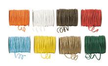 Cordon raphia laitonné  : Accessoires emballages