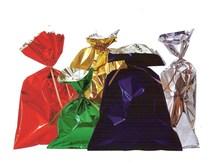 Sachet métallisé : Spécial fêtes