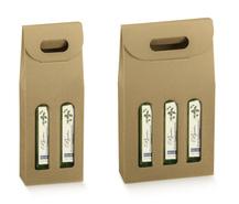 Achat de Coffrets carton huile d'olive