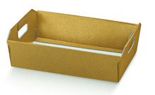 Corbeille carton 310x220x90mm : Corbeilles & paniers