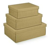 Boites carton havane : Boites