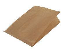 Sacs kraft brun vergé - Sans impression : Sachets