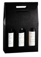 Milan Noir 3 bouteilles : Bouteilles