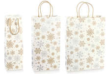 Sacs Kraft Collection CRYSTAL 1, 2, 3 bouteilles : Bouteilles