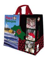 """Cabas polypro 33L """" Pays Basque - Béarn """" : Sacs"""