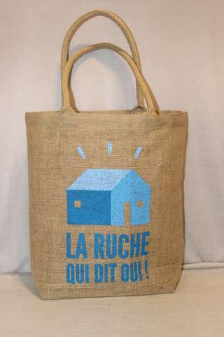 """Sac """"La Ruche Qui dit Oui !"""" souple : Sacs"""