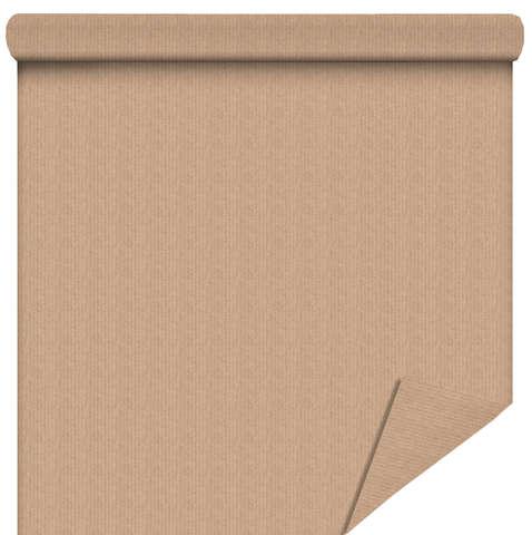 Rouleau papier cadeau Kraft naturel : Accessoires emballages