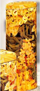 "Boite métal ""PASTA"" Spaghettis : Boites"