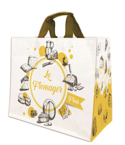 """Cabas 19 litres """"Le Fromager"""" : Sacs"""