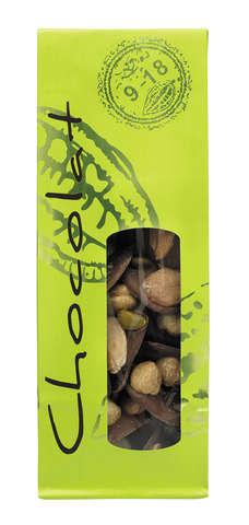 SACHETS SOS Papier Chocolat Citron Vert : Sachets