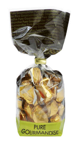 SACHETS IMPRIMES Pure Gourmandise Vert - NEW : Sachets