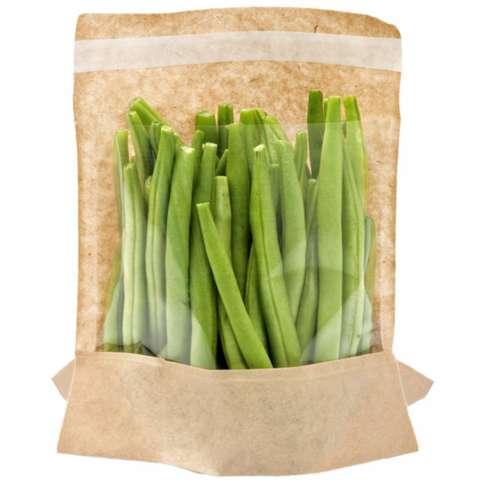 Sacs avec base et fenêtre auto fermeture 'kangoo pack'' : Sachets