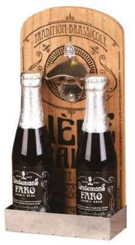 Porte bouteille bière + décapsuleur : Bouteilles