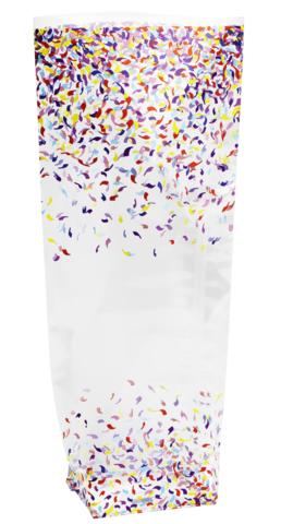 100 Indispensacs Confettis : Sachets