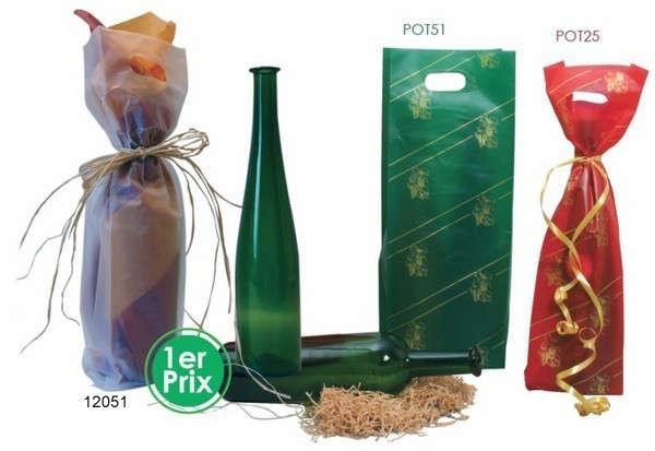 Sacs plastique 1er Prix : Bouteilles