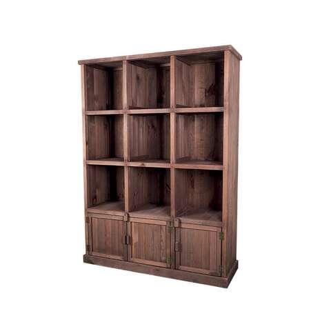 Meuble 9 cases + 3 portes  : Ameublement