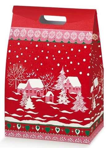Boite Cadeaux Rouge  : Boites