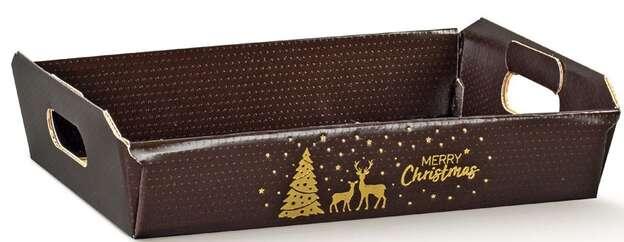 """Corbeille cartons """"magical winter """" : Corbeilles & paniers"""