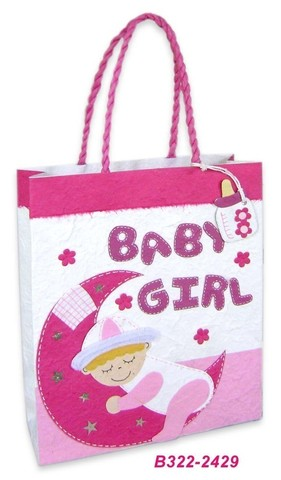 """Sac papier """"Baby Girl"""" : Sacs"""