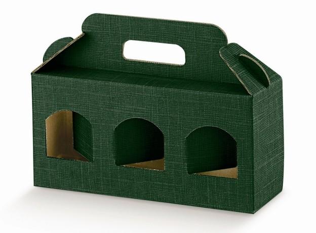 Cartons 3 pots hauteur 90 mm : Bocaux