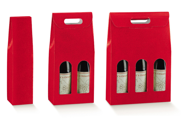 Collection rouge 1,2,3 bouteilles : Bouteilles