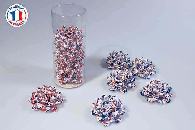 Hortensia auto-adhesif : Accessoires emballages