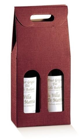 Milan Bordeaux 2 bouteilles : Bouteilles