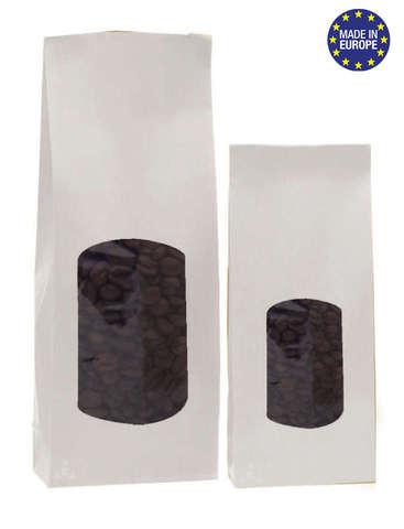 MINI-SAC Kraft BLANC pour les articles du Terroir : Sachets
