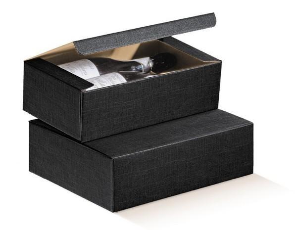 Milan Noir 2 bouteilles : Bouteilles