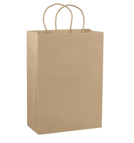 Sac papier kraft naturel LUXE : Sacs