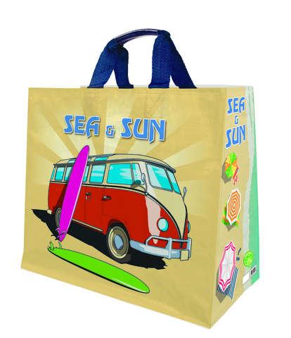 """Cabas polypro 33L """" Sea and Sun """" : Sacs"""