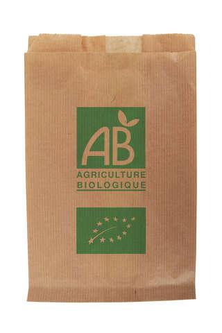"""Sacs Papier """"AB - Agriculture Biologique"""" : Sachets"""
