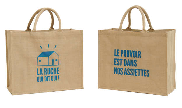 "Sac ""La Ruche Qui dit Oui !"" : Sacs"